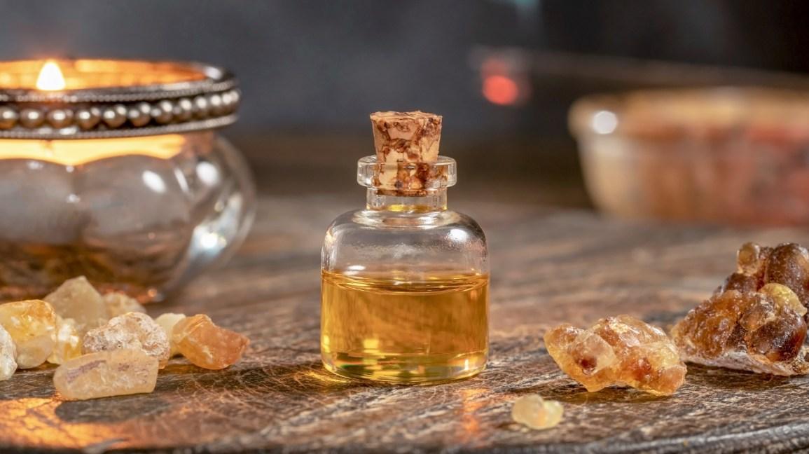 Health Benefits of Frankincense